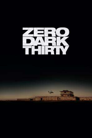 Zero Dark Thirty, Movie on DVD, Drama