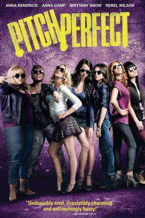 Pitch Perfect, Movie on DVD, Comedy Movies, Special Interest