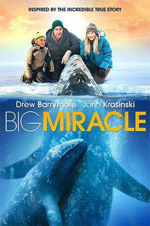 Big Miracle, Movie on DVD, Adventure Movies, Drama Movies, Family Movies, Romance