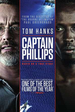 Captain Phillips, Movie on DVD, Action