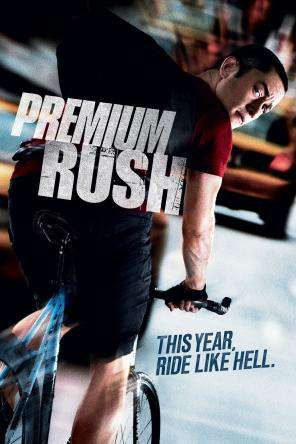 Premium Rush, Movie on DVD, Action Movies, Suspense