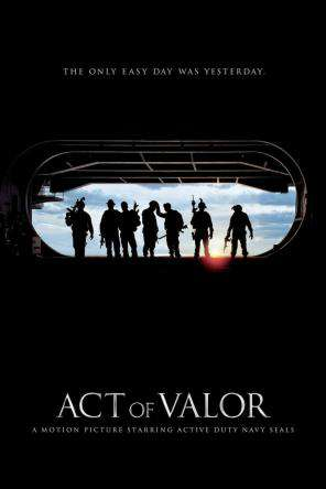 Act of Valor, Movie on DVD, Action Movies, Drama