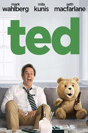 Ted, Movie on DVD, Animated Movies, Comedy