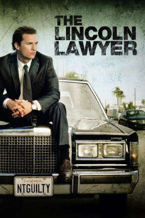 The Lincoln Lawyer, Movie on DVD, Drama Movies, Thriller & Suspense