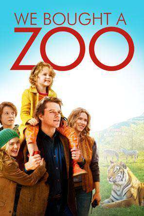We Bought a Zoo, Movie on DVD, Drama Movies, Family