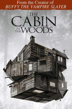 The Cabin in the Woods, Movie on DVD, Horror Movies, Suspense