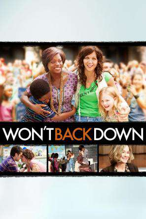 Won't Back Down, Movie on DVD, Drama