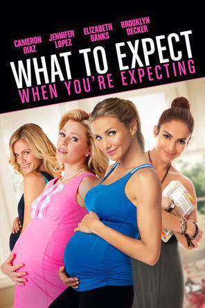 What to Expect When You're Expecting, Movie on DVD, Comedy Movies, Romance