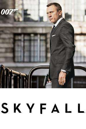 Skyfall, Movie on DVD, Action Movies, Adventure Movies, Horror