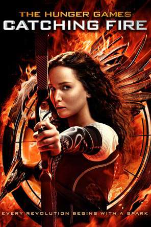 The Hunger Games: Catching Fire, Movie on DVD, Action