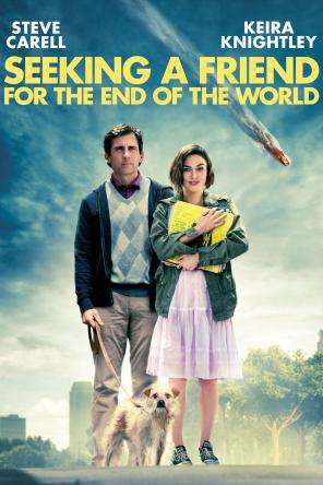 Seeking a Friend for the End of the World, Movie on DVD, Comedy