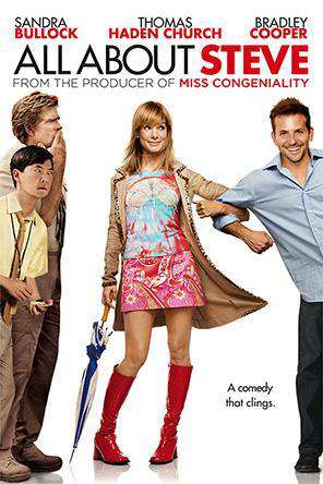 All About Steve (2009), Movie on DVD, Comedy Movies, Romance