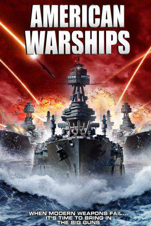 American Warships (2012), Movie on DVD, Action Movies, Sci-Fi & Fantasy