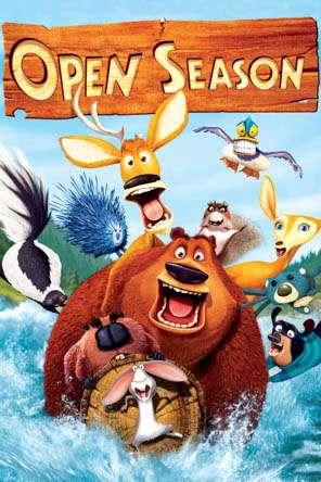 Open Season (2007), Movie on DVD, Family