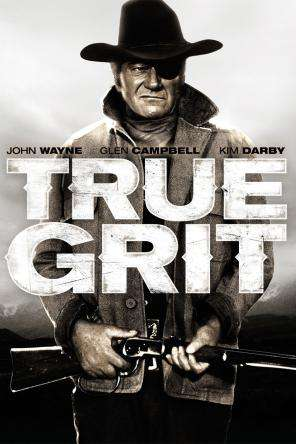 True Grit (1969), Movie on DVD, Action