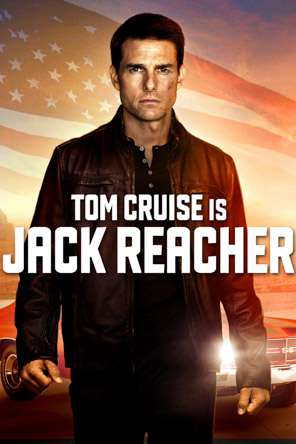 Jack Reacher, Movie on DVD, Action Movies, Thriller & Suspense