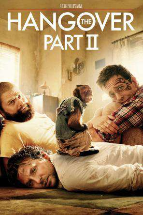 The Hangover Part II, Movie on DVD, Comedy