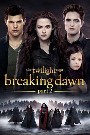 The Twilight Saga: Breaking Dawn Part 2 , Movie on DVD, Drama