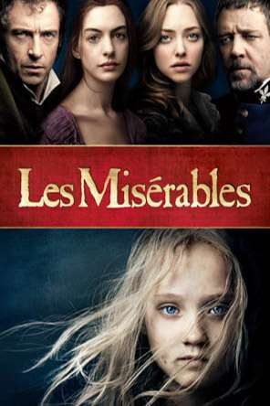 Les Miserables, Movie on DVD, Drama Movies, Special Interest