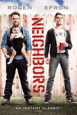 Neighbors (2014), Movie on DVD, Comedy