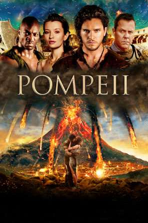 Pompeii, Movie on DVD, Action