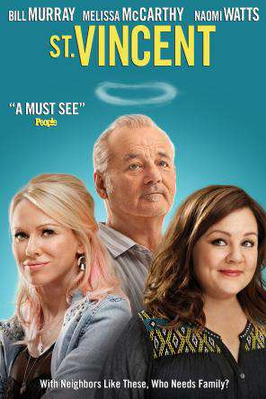 St. Vincent, Movie on DVD, Comedy