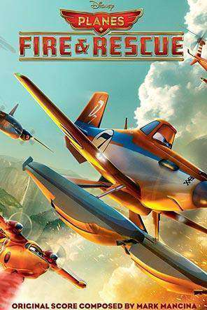 Planes: Fire And Rescue, Movie on DVD, Family