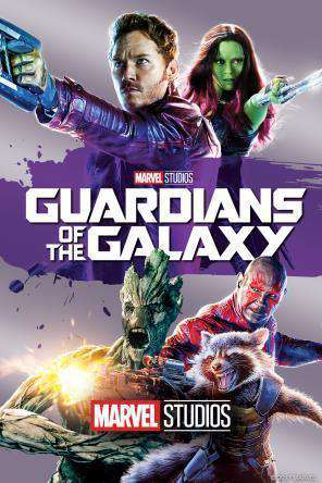 Guardians Of The Galaxy, Movie on DVD, Action Movies, Adventure Movies, Sci-Fi & Fantasy