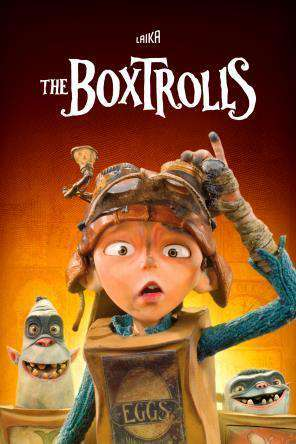 The Boxtrolls, Movie on DVD, Family Movies, Kids Movies, Animation