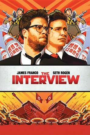 The Interview, Movie on DVD, Comedy