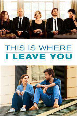 This is Where I Leave You, Movie on DVD, Comedy Movies, Drama