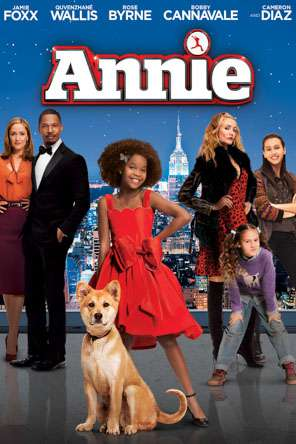 Annie (2014), Movie on DVD, Family Movies, Adaptation Movies, Musical