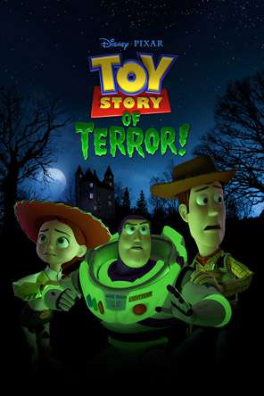 Toy Story Of Terror, Movie on DVD, Animated Movies, Kids Movies, Family