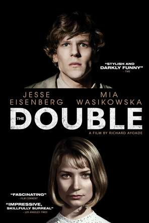 The Double (2014), Movie on DVD, Drama Movies, Suspense