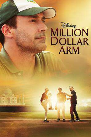 Million Dollar Arm, Movie on DVD, Drama Movies, Special Interest Movies, Sports