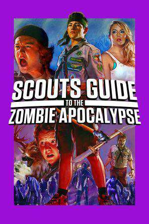 Scouts Guide to the Zombie Apocalypse, Movie on DVD, Comedy Movies, Horror