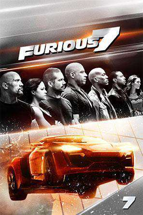 Furious 7, Movie on DVD, Action Movies, Adventure
