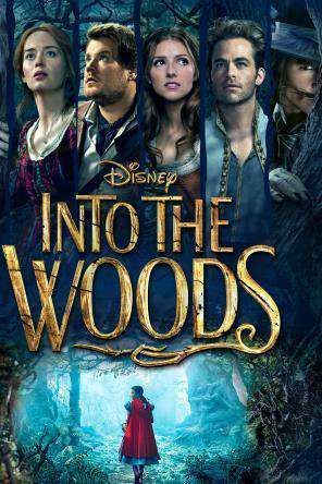 Into The Woods, Movie on DVD, Drama Movies, Sci-Fi & Fantasy