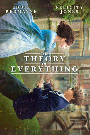 The Theory Of Everything, Movie on DVD, Drama