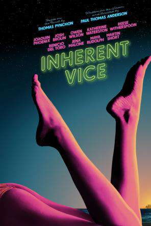 Inherent Vice, Movie on DVD, Drama Movies, Suspense