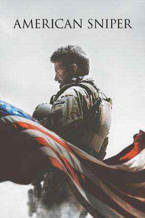 American Sniper, Movie on DVD, Action