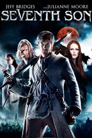 Seventh Son, Movie on DVD, Action