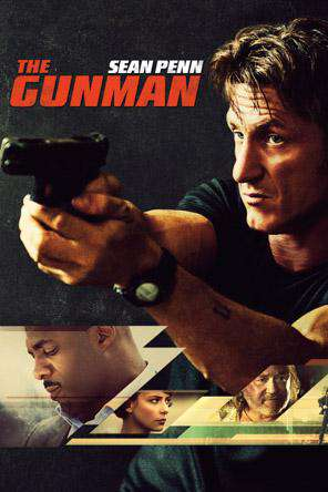 The Gunman, Movie on DVD, Action