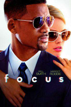 Focus (2015), Movie on DVD, Drama