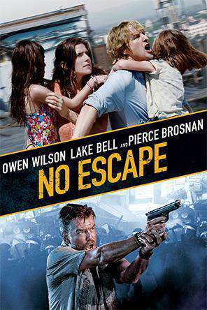 No Escape, Movie on DVD, Action Movies, Thriller & Suspense
