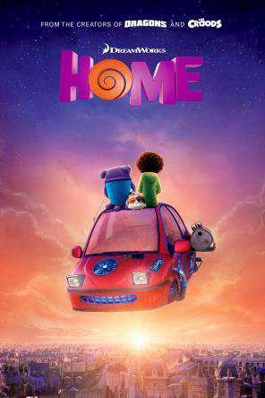 Home, Movie on DVD, Family