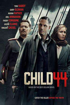 Child 44, Movie on DVD, Drama Movies, Thriller & Suspense