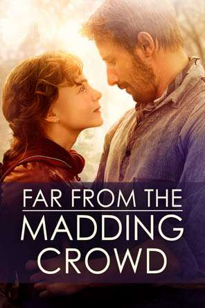 Far From The Madding Crowd (2015), Movie on DVD, Drama Movies, Romance