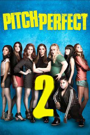 Pitch Perfect 2, Movie on DVD, Comedy
