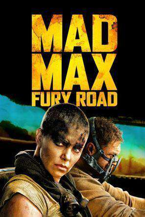 Mad Max: Fury Road, Movie on DVD, Action Movies, Adventure Movies, Sci-Fi & Fantasy